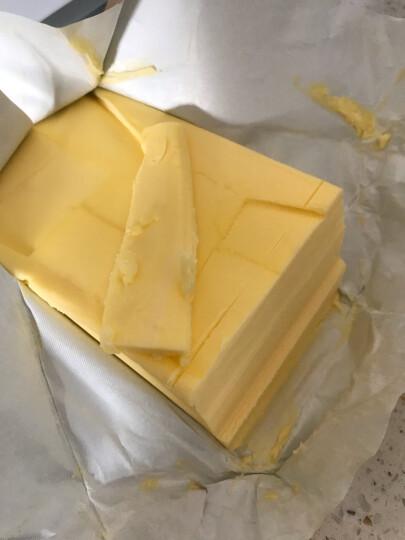 安佳(Anchor)淡味黄油(原味)454g 新西兰进口 烘焙原料 晒单图