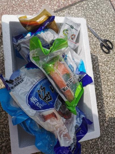 怡鲜来 阿根廷冷冻鱿鱼头 400g 袋装 烧烤食材 晒单图