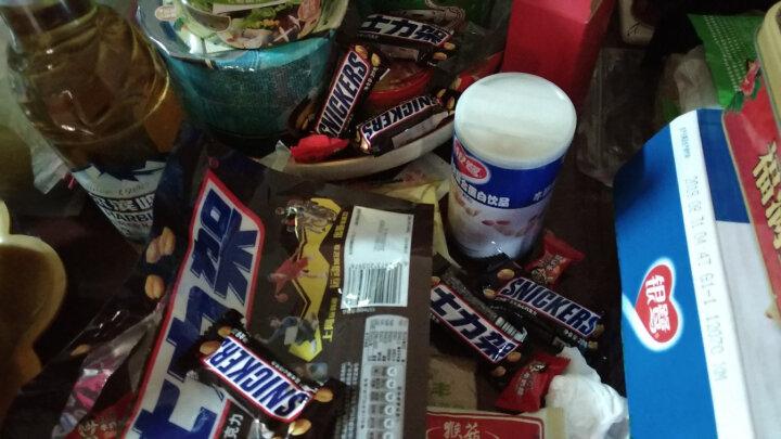 士力架花生夹心巧克力(分享装)糖果巧克力休闲零食140g 晒单图