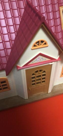 森贝儿家族玩具儿童节礼物女孩过家家公主娃娃玩具三层小洋楼礼品套 2738 晒单图