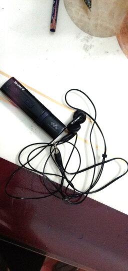 索尼(SONY) NWZ-B183F/BC  mp3播放器 sony  黑色 晒单图