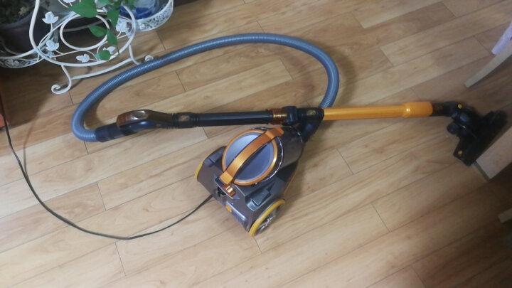 小狗(puppy)家电家用小型静音大功率真空卧式吸尘器D-9005 晒单图