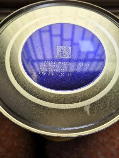 雀巢(nestle)超级能恩 幼儿配方奶粉 1段(0-12个月适用)380克(德国原装进口 新老包装随机发货) 晒单图