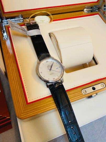 欧米茄(OMEGA)瑞士手表 碟飞系列机械男表424.13.40.20.02.001 晒单图