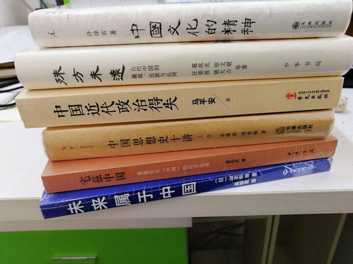 殊方未远:古代中国的疆域、民族与认同  晒单图