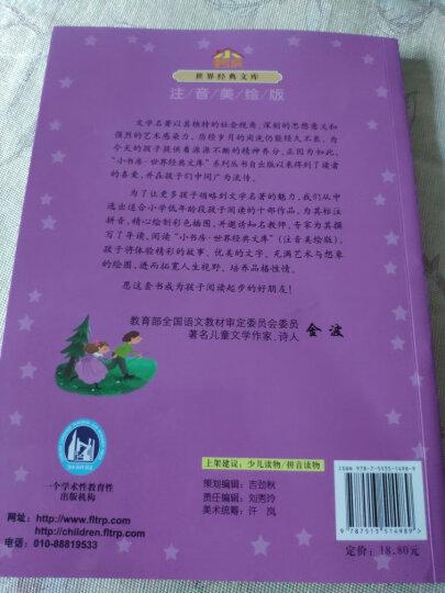 一千零一夜(小书房世界经典文库 注音美绘版) 晒单图