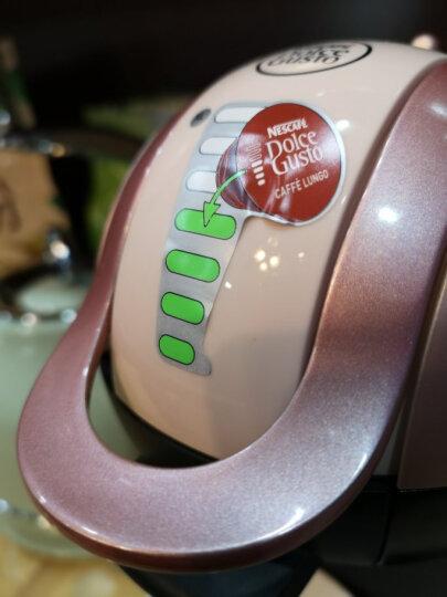 雀巢多趣酷思(Nescafe Dolce Gusto)胶囊咖啡机 家用 办公室 全自动 升级款 Genio 红色 晒单图