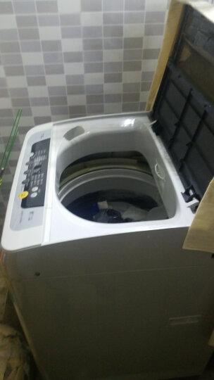 松下(Panasonic)洗衣机全自动波轮7.5公斤 泡沫发生技术 羊毛洗 精洗技术桶洗净XQB75-H77321灰色 晒单图