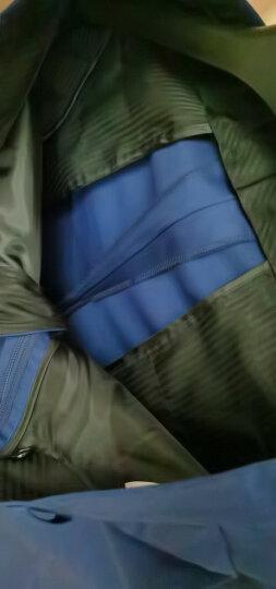 威可多VICUTU男套西裤商务修身休闲百搭蓝色纯羊毛正装西裤 VRS99321898 蓝色 175/84A 晒单图