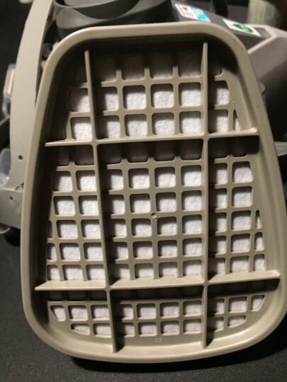 3M滤毒盒3001CN防毒面具滤毒盒防护有机气体同系物汽油二硫化碳等 1个装 晒单图