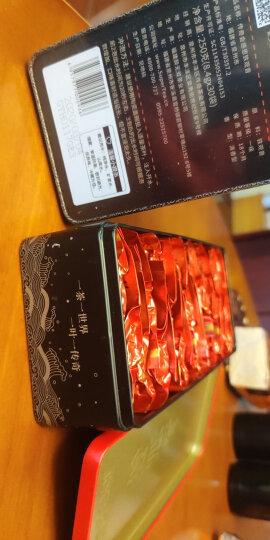 传奇会茶叶 无农残清香型安溪铁观音礼盒装 正宗兰花香福建乌龙茶送礼非散装500g(250g*2) 晒单图
