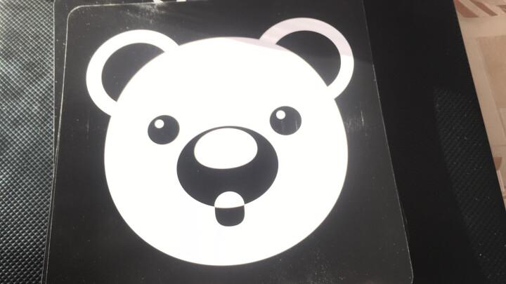 婴幼儿视觉激发卡:黑白卡 晒单图