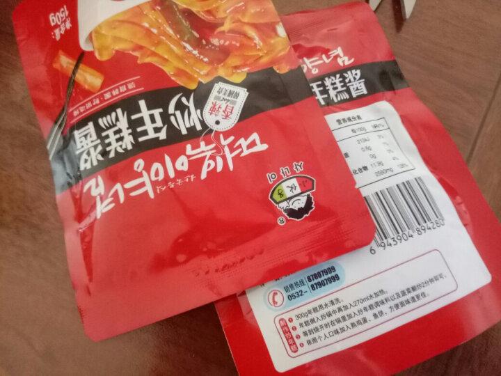 小伙子韩式香辣炒年糕酱石锅拌饭拌面酱150g 晒单图