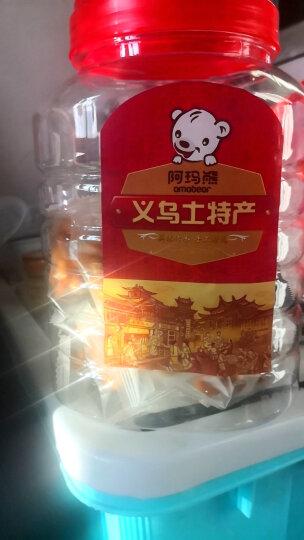阿玛熊 红糖麻花拉丝麻花传统糕点小吃 大罐礼盒装 500g/罐 晒单图