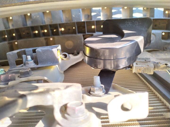 电装(DENSO) 汽车喇叭 蜗牛双插喇叭+非电装配线 只用于双喇叭 (昂科雷/林荫大道/科帕奇/科鲁兹) 晒单图