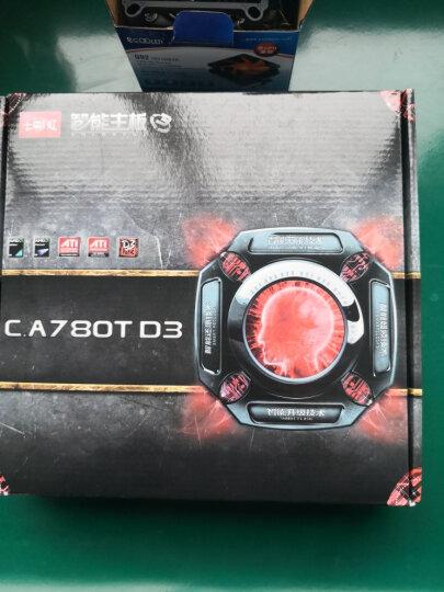 七彩虹(Colorful)七彩虹C.A780T D3 V19 主板(AMD 760G/Socket AM3) 晒单图