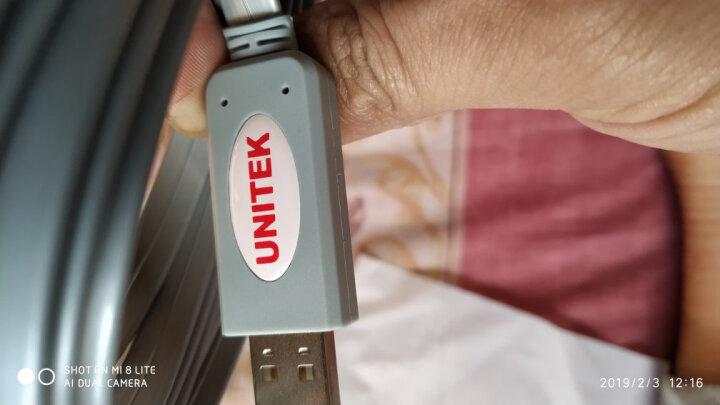 优越者(UNITEK)PCI转并口卡 DB25打印并口扩展卡工控机路由器调试打印机程序调试 IEEE1284并口扩展卡Y-7505 晒单图