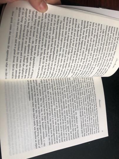 世界文学名著英语原著版:劝导 晒单图