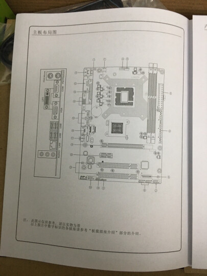 昂达(onda)H81P Pro V3(Intel H81/LGA 1150)主板 晒单图