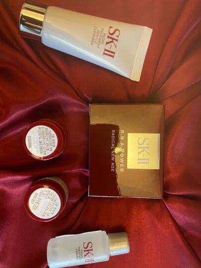 SK-II大红瓶50g 补水保湿面霜护肤套装(礼赠神仙水 面部护肤 提拉紧致) 晒单图