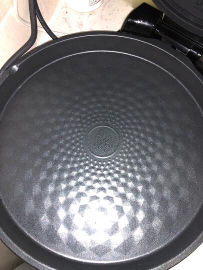 苏泊尔(SUPOR)电饼铛家用 双面加热 煎饼铛 煎烤机烙饼锅三明治机25mm加深烤盘早餐机 JJ30A648 晒单图