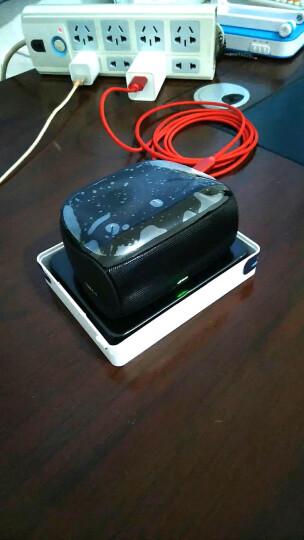 魅动 MD-5110蓝牙音箱音响低音炮无线便携迷你电脑手机车载音响 黑色 晒单图