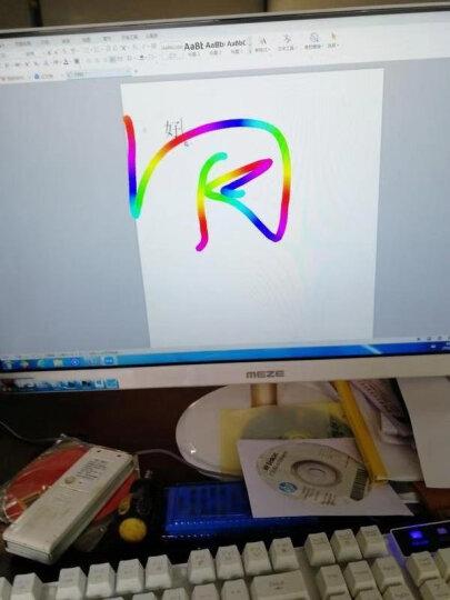 伯诗乐(BOSHILE)手写板电脑手写输入板手写键盘 写字板笔记本台式机免驱 智能语音识别打字 TF-216【高雅黑】机械压力感应 晒单图
