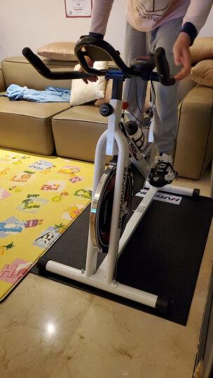 【全球热卖款】美国汉臣HARISON智能动感单车家用健身车静音减肥室内自行车汉臣健身器材 升级款B1850PRO 晒单图