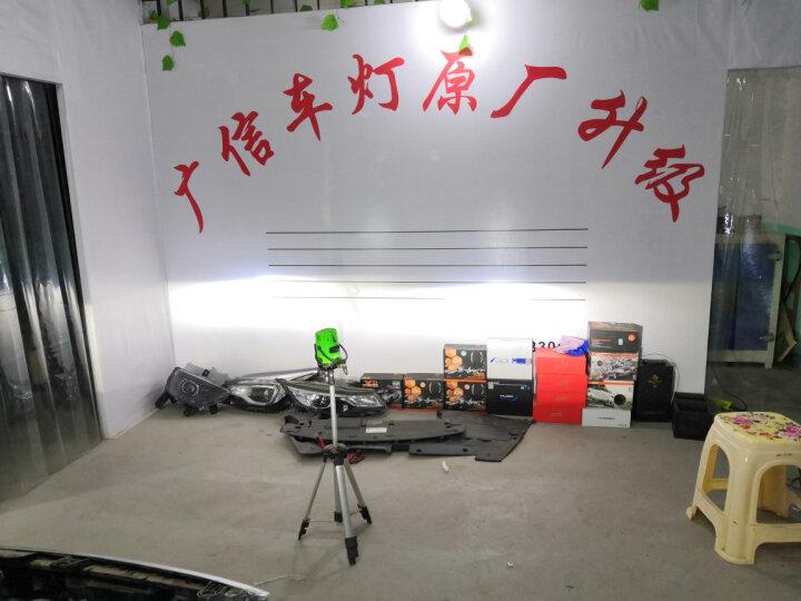 汽车透镜改装通用海拉五5LED双光透镜超亮前大灯聚光 LED远光炮(店长推荐) 晒单图