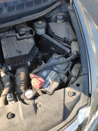 风帆(sail)汽车电瓶蓄电池46B24L/R 12V 雪佛兰赛欧乐驰斯帕克 以旧换新上门安装 晒单图