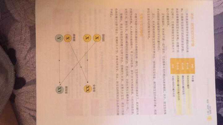 协和医院产科专家:备孕 怀孕 营养 胎教全书 晒单图