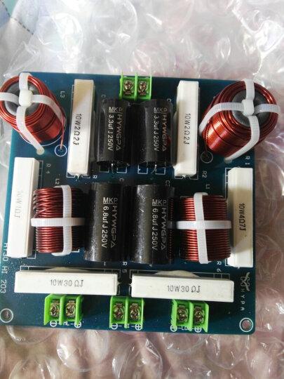 维诺亚汇英系列高保真家用hifi音箱分频高中低三分频发烧音响喇叭分频器 HY-30PA(一只价) 晒单图