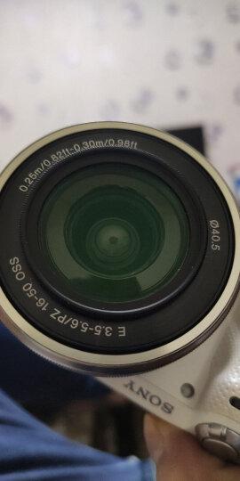 Earlymen 40.5mmUV镜超薄12层光学镀膜单反索尼微单相机UV滤镜保护镜适用A6000/6100/6300/6400/6600 16-50 晒单图