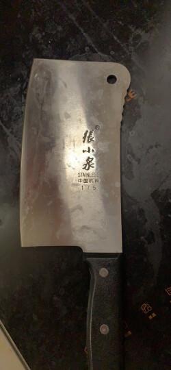 张小泉 不锈钢家用斩骨刀 菜刀 ZG-175 晒单图
