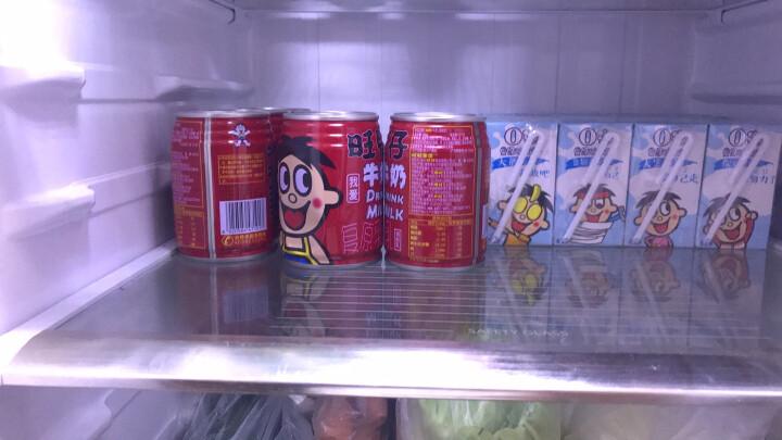 旺旺旺仔O泡原味果奶味饮料果奶果汁饮料儿童学生成长青少年网红礼盒牛奶整箱饮品125ml*20盒 草莓味(红色款) 晒单图