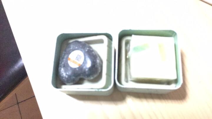 南娜手工皂植物精油皂  去角质去黑头卸妆香皂 草莓皂 晒单图