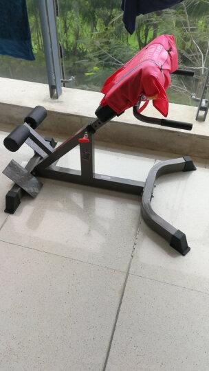 驰尚 商用罗马椅罗马凳健身椅山羊挺身腰器哑铃凳健身器材飞鸟凳健身器材 晒单图