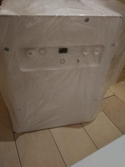 沁园(TRULIVA) 家用净水器 RO反渗透 五级精滤 净水机 QR-RF-502B 晒单图