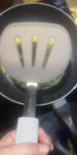 美厨(maxcook)不粘锅铲 硅胶铲护锅炒铲 耐高温 MCJH-01 晒单图