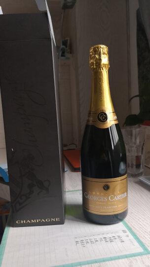 京东海外直采 法国乔治卡迪亚经典香槟 750ml 礼盒装 原瓶进口 晒单图