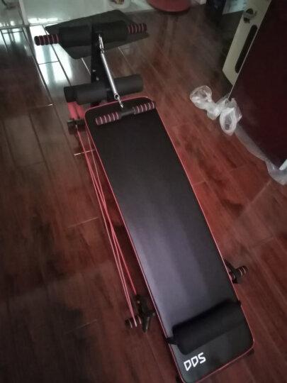 多德士 DDS 多功能仰卧板 家用仰卧起坐健腹肌板 运动健身器材 LJ116B 晒单图