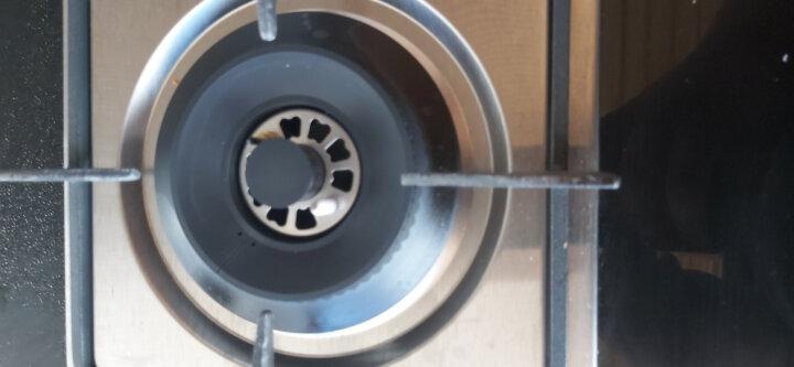 苏泊尔(SUPOR) QB506燃气灶 嵌入式 双灶台嵌可用天然气 灶具家用 天然气4.1KW 晒单图
