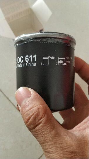 马勒(MAHLE)机油滤芯/滤清器/格OC611(卡罗拉/雷凌/致享/致炫/威驰/逸致/花冠/雅力士) 晒单图