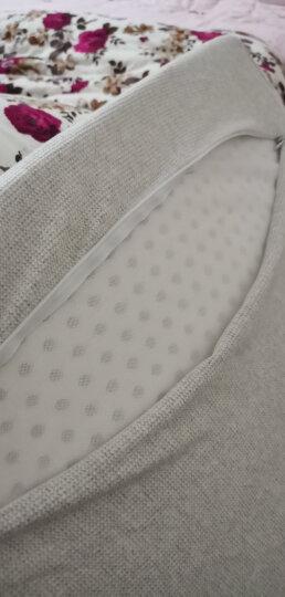 【罗永浩直播间同款】睡眠博士(AiSleep)枕芯 释压按摩颗粒泰国进口天然乳胶枕 柔弹透气波浪颈椎枕头 晒单图