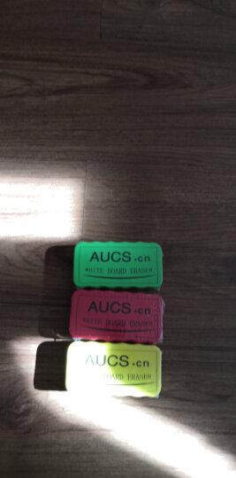 AUCS 60*90cm 小天鹅三脚架挂纸白板 办公教学家用白板(搪瓷板面) 晒单图