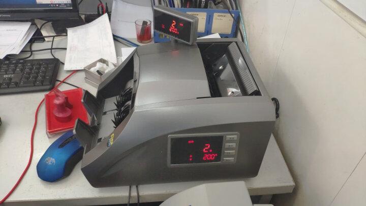 得力(deli)2019新版人民币充电验钞机 便携式验钞机验钞仪 语音验钞 支持2019新币USB升级2119 晒单图