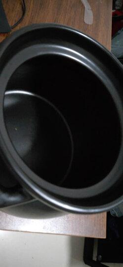 爱仕达 天然陶瓷砂锅煲汤养生煲 JLF35CP 炖锅可作煎药砂锅中药锅 晒单图