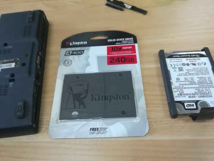 金士顿(Kingston) 240GB SSD固态硬盘 SATA3.0接口 A400系列 晒单图