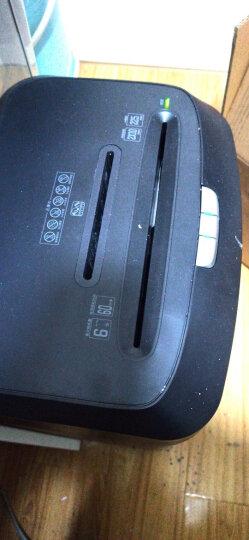 科密(comet)60分钟长时间碎纸机 德国5级高保密大型纸张文件粉碎机 碎卡光盘838D 晒单图