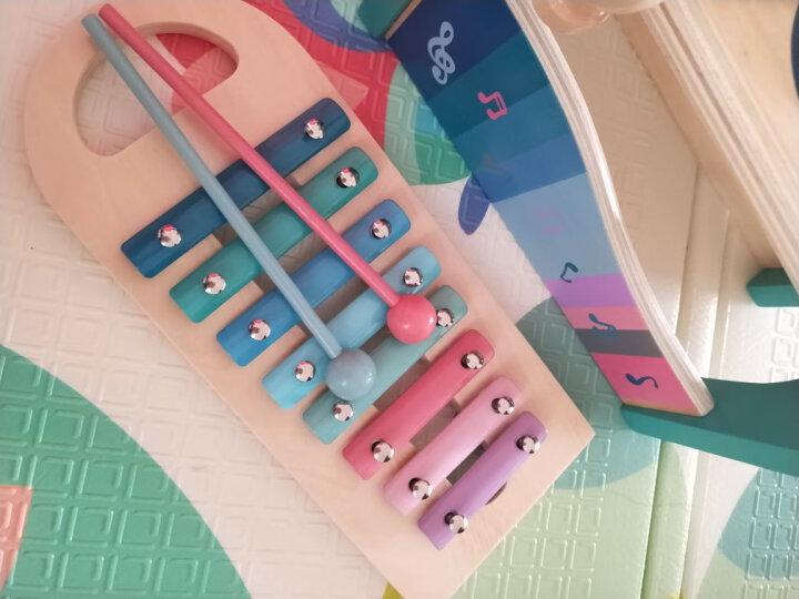 铭塔婴儿益智玩具 儿童男女孩宝宝手敲打木琴 音乐乐器早教启蒙 晒单图